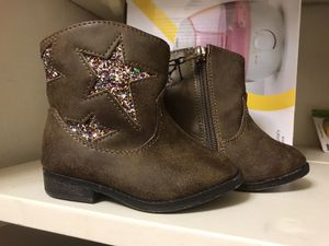 Toddler Cow Girl Boots for Sale in Miami, FL