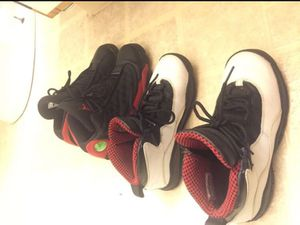 Jordan 10's size 4.5 youth. And Jordan 13's size 5 youth for Sale in Pataskala, OH
