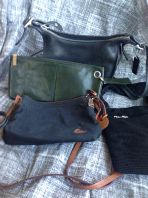 Designer bags purse bundle Dooney and Burke Coach Hobo for Sale in Long Beach, MS