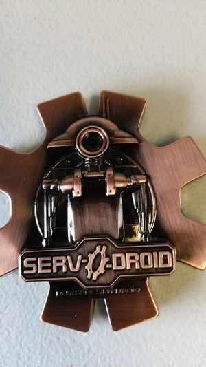 Disney Serv Droid bottle opener new 5$ for Sale in Pico Rivera, CA