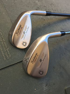 Titleist Wedge Set for Sale in Chino, CA