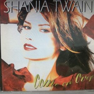Come On Over - Audio CD By Shania Twain - GOOD - Country Music for Sale in Layton, UT