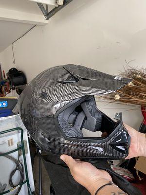 Carbon fiber bike helmet for Sale in Crowley, TX