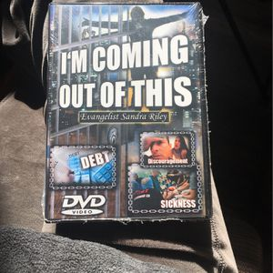 I'm Coming Out Of This DVD for Sale in Cartersville, GA