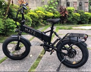 Mate X 750S Electric Bike for Sale in Libertyville, IL