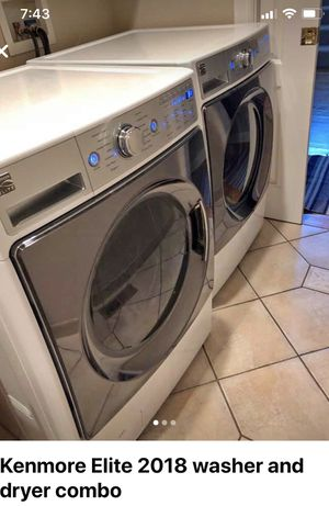 Kenmore Elite Washing and Drying machines for Sale in Escondido, CA