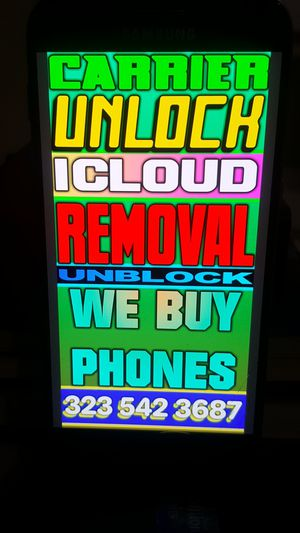 Locked iPhone X Boost Mobile Unlock for Sale in Los Angeles, CA