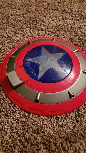 Captain America shield for Sale in Mount Juliet, TN