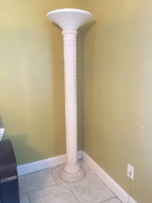 Stone lamp for Sale in Fort Lauderdale, FL