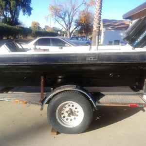 Fishing Ski Boat for Sale in Sacramento, CA