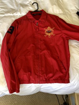 Vintage Polo Windbreaker Jacket for Sale in Fort Washington, MD