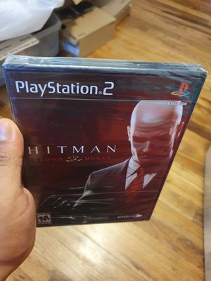 Hit Man Blood Money ps2 new sealed for Sale in Modesto, CA