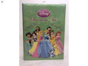 2007 Disney princess ornaments collections 8 Pcs, Brand New for Sale in La Vergne, TN