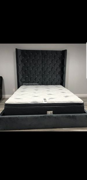 BED FRAMES FOR SALE 20%OFF TAX SEASON SALE for Sale in Malibu, CA