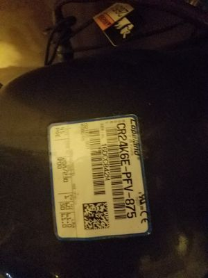 Brand new air conditioner compressor for Sale in Henderson, KY