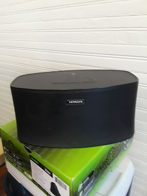 Bluetooth speaker(not wireless) for Sale in Thomasville, NC