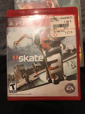Skate 3 - Greatest Hits for Sale in Phoenix, AZ