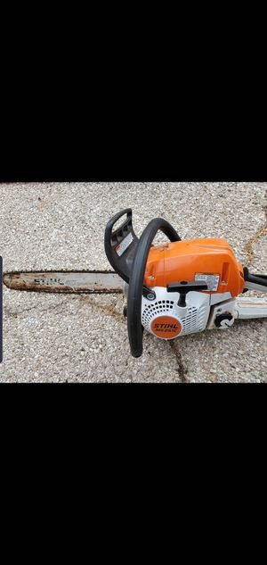 Stihl/ troybilt for Sale in San Angelo, TX