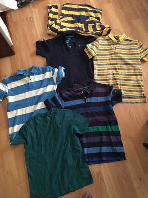 Tommy Hilfiger and Old Navy Kids Ts and Polos for Sale in Centreville, VA