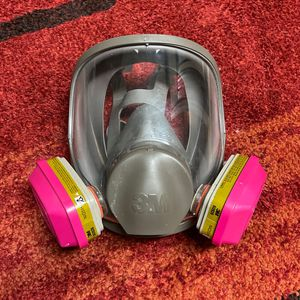 3m Mask Full Face Coverage for Sale in Pearl River, NY