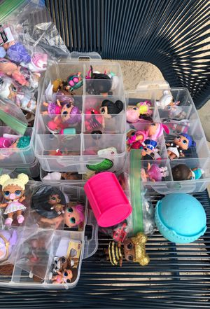 Lol dolls and like sis and pets for Sale in Santa Ana, CA