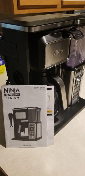 Brand new ninja coffee maker for Sale in Kent, WA