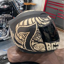 Icon Helmet Size Med. for Sale in Fontana,  CA
