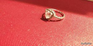 Real diamond heart ring for Sale in Pueblo, CO