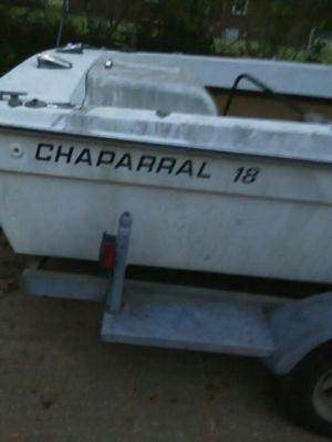 Boat and trailer make offer for Sale in Decatur, GA