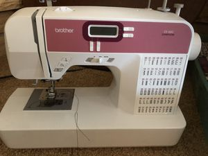 Brother EZ-660 Sewing/Embroidery Machine for Sale in Baltimore, MD