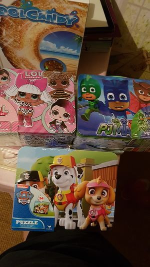 Puzzle Tin boxes for Sale in Grand Prairie, TX