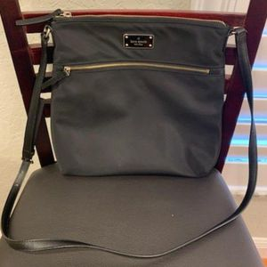 Kate Spade Black Nylon Crossbody Bag for Sale in Boca Raton, FL