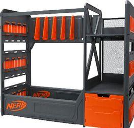 Nerf Blaster Gun Elite Storage Rack for Sale in Raynham,  MA