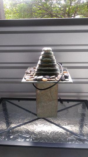 Stone water fountain. for Sale in Dallas, TX