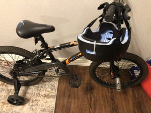 Mongoose Switch BMX Bike for Kids, 18-Inch Wheels for Sale in Dallas, TX