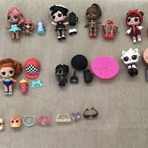 LOL Surprise Doll Lot of 13 Plus Accessories for Sale in Tampa, FL