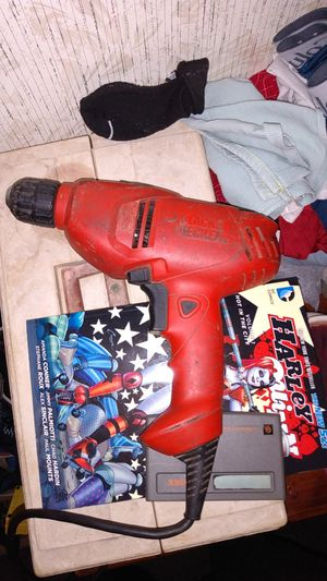 Black an decker drill for Sale in Lexington, NC