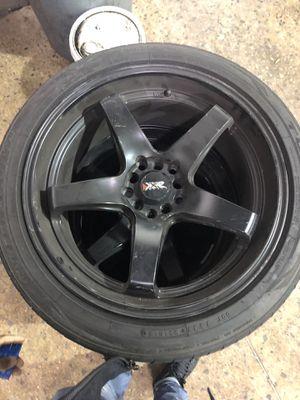 18 inch xxr wheels for Sale in Cookstown, NJ