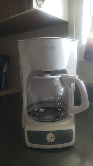 Mr Coffee Coffee Maker for Sale in Wahiawa, HI