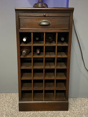 Pottery Barn wine rack! for Sale in Pawtucket, RI