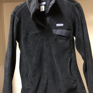Patagonia Womans Black Jacket for Sale in Colleyville, TX