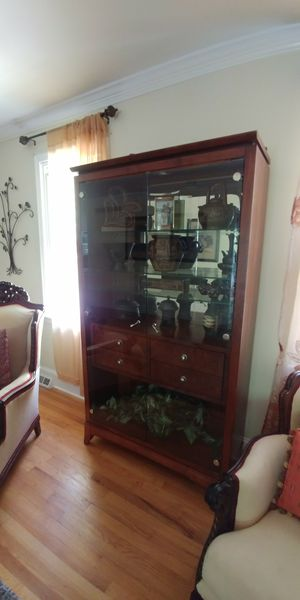 Pair of Matching China Cabinets for Sale in Gambrills, MD