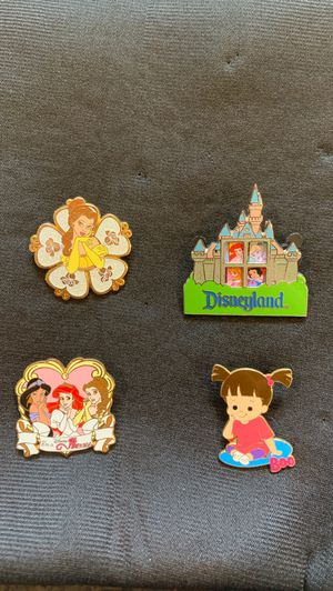 Disney Princess Collectable Pins for Sale in Kent, WA