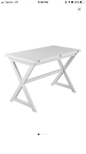 Convertible desk/dining table for Sale in Cleveland, OH