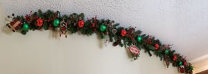 Everything on this 8ft Christmas garland. Not sold separately for Sale in West Palm Beach, FL