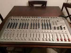 Crate Pro Audio CSM16 16 CHANNEL MIXER for Sale in Denver, CO
