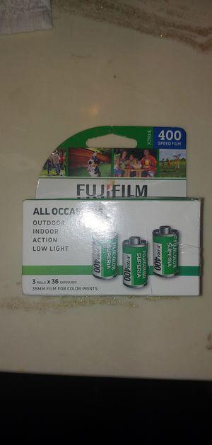 (new) FUJI 3-Pack Indoor/Outdoor Action Film for Sale in PLEASURE RDGE, KY