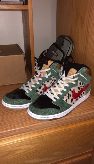 "Nike SB Dunk High - ""Walk the dog"" for Sale in Medford, MA"