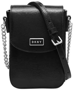 Dkny North sourth leather crossbody for Sale in Fresno, CA