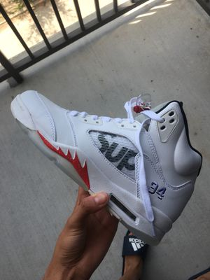 Air Jordan 5 Supreme for Sale in Houston, TX
